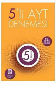 Kültür Yayıncılık AYT 5 li Denemesi