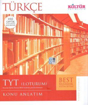 Kültür Yayıncılık YKS 1. Oturum TYT BEST Türkçe Konu Anlatımı
