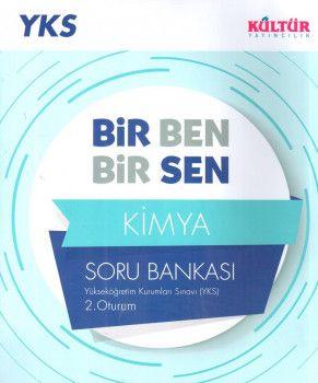 Kültür Yayıncılık YKS 2. Oturum Kimya Bir Ben Bir Sen Soru Bankası