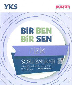 Kültür Yayıncılık YKS 2. Oturum Fizik Bir Sen Bir Ben Soru Bankası