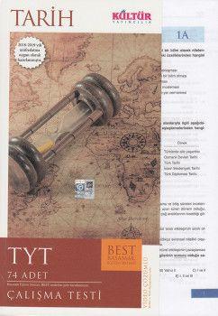Kültür Yayıncılık TYT Tarih BEST Çalışma Testi