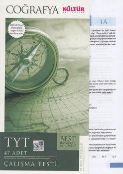 Kültür Yayıncılık TYT Coğrafya BEST Çalışma Testi