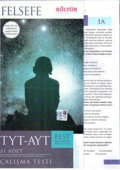 Kültür Yayıncılık TYT AYT Felsefe BEST ÇalışmaTesti