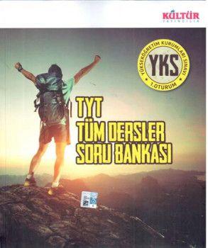 Kültür Yayıncılık TYT Tüm Dersler Soru Bankası