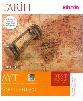Kültür Yayıncılık AYT Tarih BEST Soru Bankası