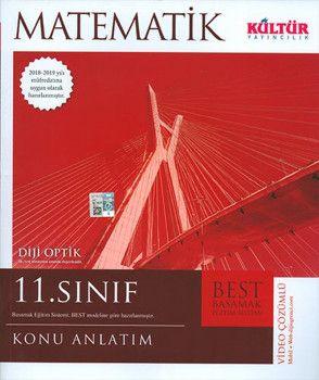 Kültür Yayıncılık 11. Sınıf Matematik BEST Konu Anlatımı