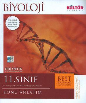 Kültür Yayıncılık 11. Sınıf Biyoloji BEST Konu Anlatımı