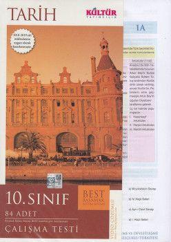 Kültür Yayıncılık 10. Sınıf Tarih Çalışma Testleri