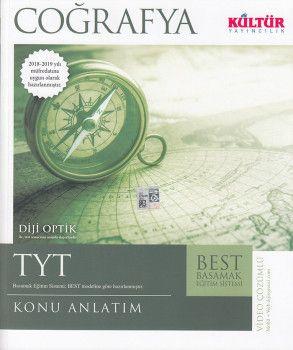 Kültür Yayıncılık TYT Coğrafya BEST Konu Anlatım