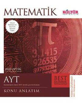 Kültür Yayıncılık AYT Matematik BEST Konu Anlatımı