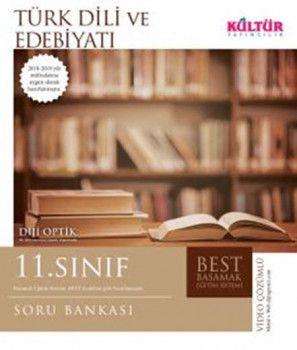 Kültür Yayıncılık 11. Sınıf Türk Dili ve Edebiyatı BEST Soru Bankası