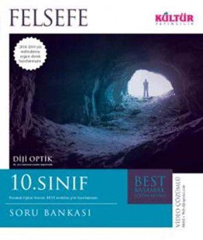 Kültür Yayıncılık 10. Sınıf Felsefe BEST Soru Bankası