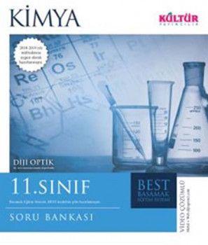 Kültür Yayıncılık 11. Sınıf Kimya BEST Soru Bankası