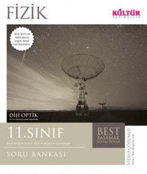 Kültür Yayıncılık 11. Sınıf Fizik BEST Soru Bankası