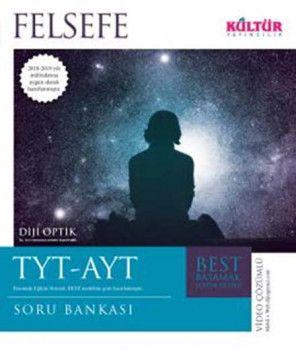Kültür Yayıncılık TYT AYT Felsefe BEST Soru Bankası