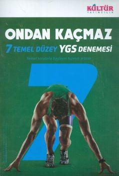 Kültür Yayınları YGS Ondan Kaçmaz 7 Temel Düzey Deneme