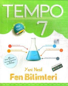 Kırmızı Beyaz Yayınları 7. Sınıf Fen Bilimleri Yeni Nesil Tempo