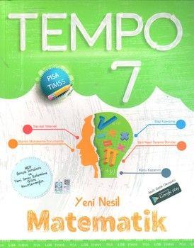 Kırmızı Beyaz Yayınları 7. Sınıf Matematik Yeni Nesil Tempo
