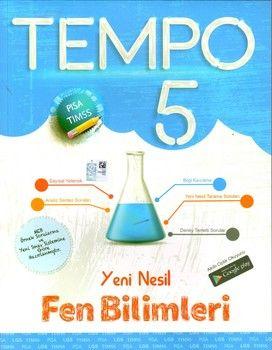 Kırmızı Beyaz Yayınları 5. Sınıf Fen Bilimleri Yeni Nesil Tempo