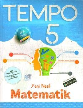 Kırmızı Beyaz Yayınları 5. Sınıf Matematik Yeni Nesil Tempo