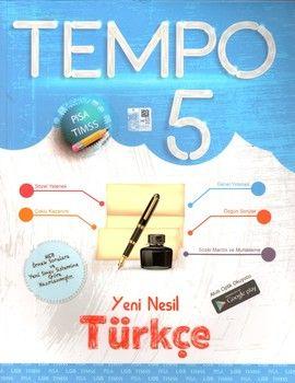 Kırmızı Beyaz Yayınları 5. Sınıf Türkçe Yeni Nesil Tempo
