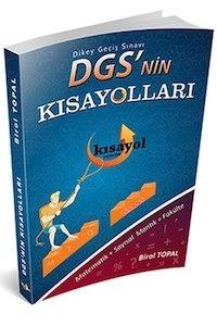Kısayol Yayınları DGS nin Kısayolları Çözümlü Soru Bankası