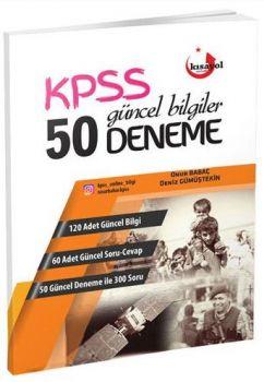 Kısayol Yayınları 2017 KPSS En Güncel Bilgiler ve 50 Güncel Deneme