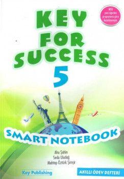 Key Publishing 5. Sınıf Key For Success Smart Notebook