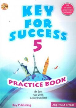 Key Publishing 5. Sınıf Key For Success Practice Book