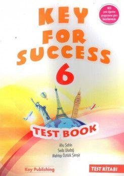 Key Publishing 6. Sınıf Key Fof Success Test Book