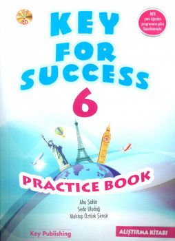 Key Publishing 6. Sınıf Key For Success Practice Book