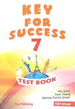 Key Publishing 7. Sınıf Key For Success Test Book