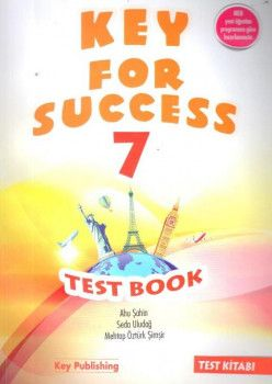 Key Publishing 7. Sınıf Key Fof Success Test Book