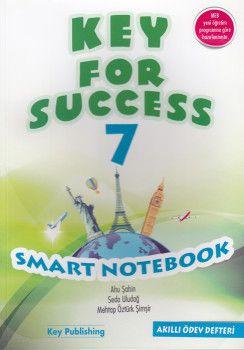 Key Publishing 7. Sınıf Key For Success Smart Notebook