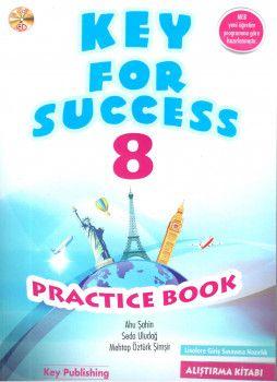 Key Publishing 8. Sınıf Key For Success Practive Book