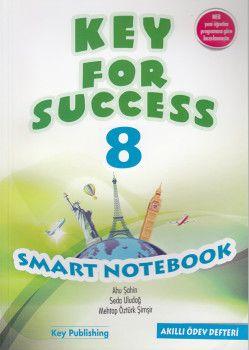 Key Publishing 8. Sınıf Key For Success Smart Notebook