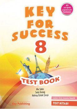Key Publishing 8. Sınıf Key For Success Test Book