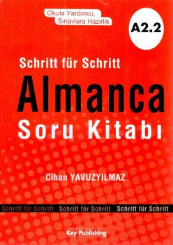 Key Publishing Schritt Für Schritt Almanca Soru Kitabı