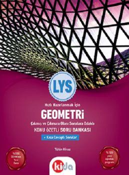 Kida LYS Geometri Konu Özetli Soru Bankası