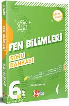 Kida Yayınları 6. Sınıf Fen Bilimleri Soru Bankası