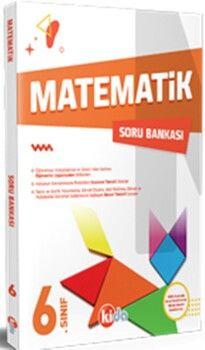 Kida Yayınları 6. Sınıf Matematik Soru Bankası