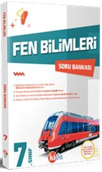 Kida Yayınları 7. Sınıf Fen Bilimleri Soru Bankası