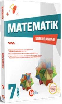 Kida Yayınları 7. Sınıf Matematik Soru Bankası