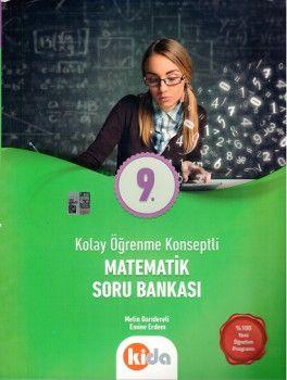 Kida Yayınları 9. Sınıf Matematik Soru Bankası