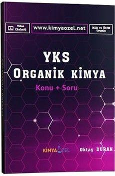 Kimya Özel Yayınları Oktay Hoca İle YKS Organik Kimya Video Çözümlü Konu Anlatım Fasikülü