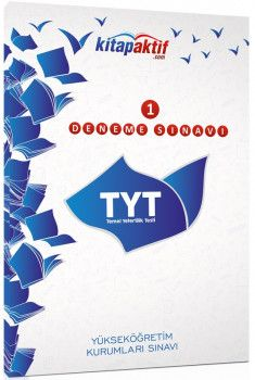 Kitap Aktif YKS 1. Oturum TYT 1 Deneme Sınavı