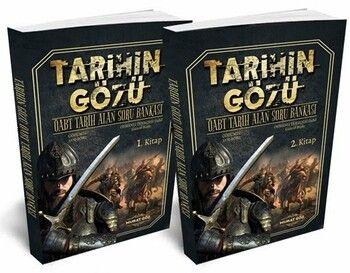 Kitap Gözü Yayınları2021 Tarihin Gözü ÖABT Tarih Öğretmenliği Soru Bankası