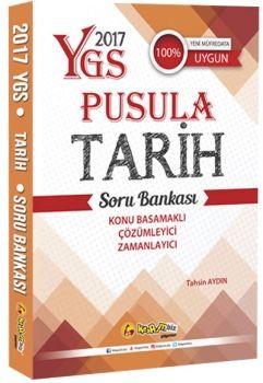 Kitapcımbiz Yayınları YGS Pusula Tarih Soru Bankası
