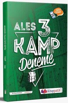 Kitappatik ALES Kamp 3 Deneme Dijital Çözümlü