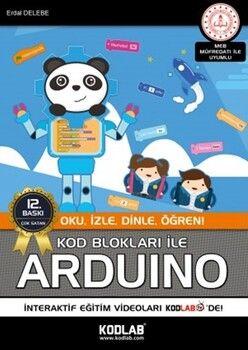 Kodlab Kod Blokları ile Arduino